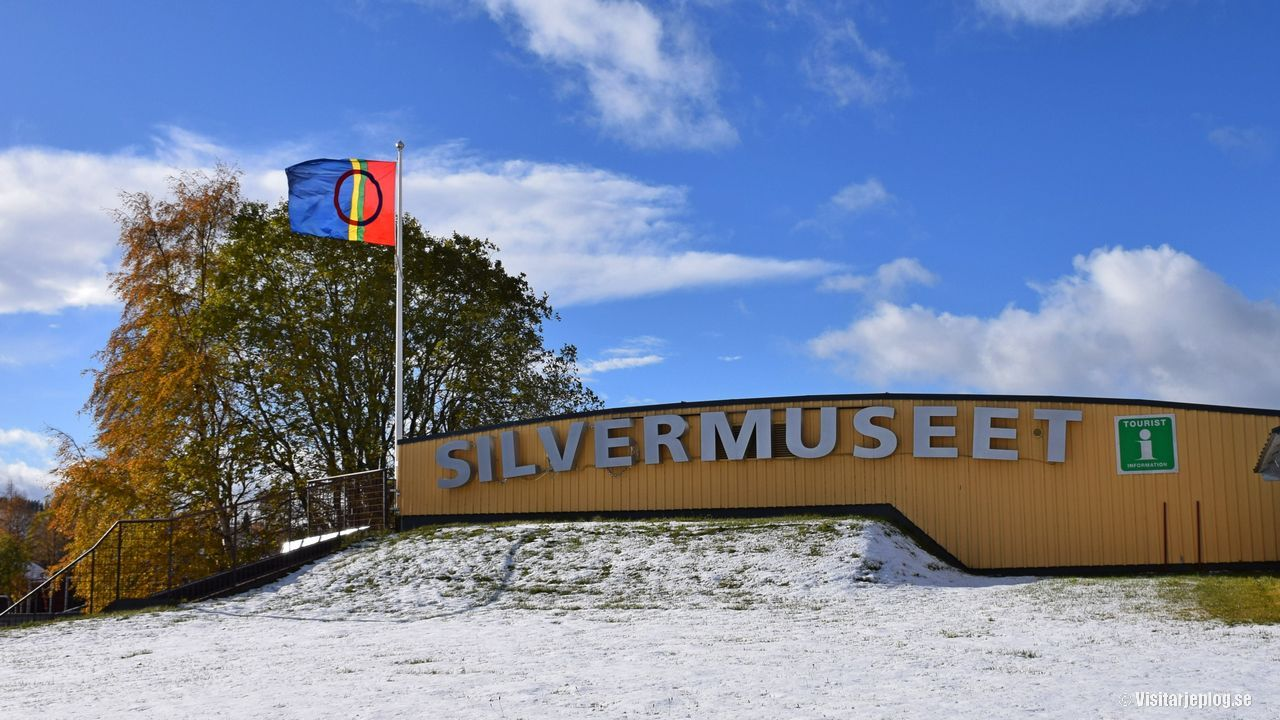 Silvermuseet / Silver museum
