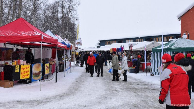 Arjeplog winter market