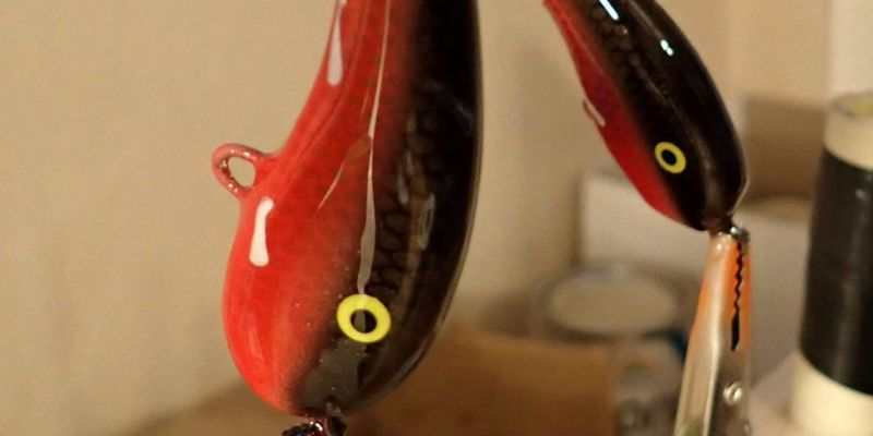 DIY Crankbaits for fishing season 2019